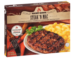 Steak & Mac Meal