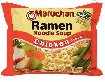 Chicken Ramen Packet