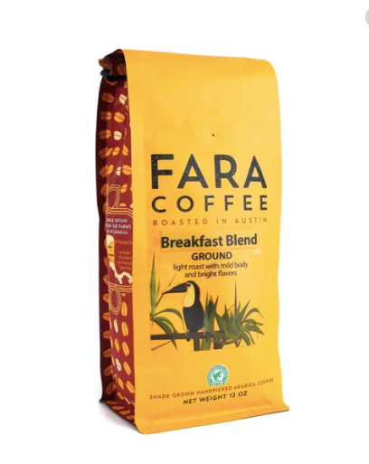 Fara Coffee - Breakfast Blend