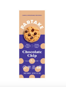 Crunchy Chocolate Chips Cookies - Partake
