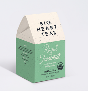 Royal Treatmint - Big Heart Tea Co.