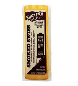 Smoked Swiss Cheese - Hunter's Reserve