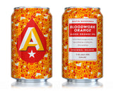 Austin Beerworks Bloodwork Orange
