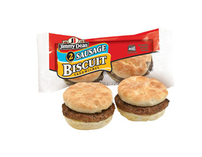 Sausage Biscuits - Jimmy Dean (2pk)