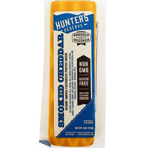 Smoked Cheddar Cheese - Hunter's Reserve