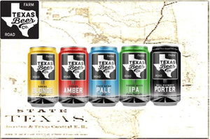 Texas Beer Company 12pk Variety Cans