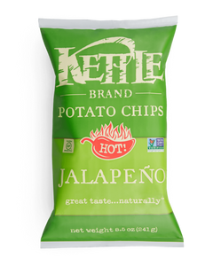 Kettle Chips - Jalepeno