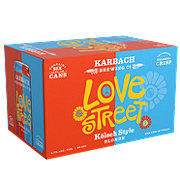 Karbach Love Street Kolsch Style Blonde 6pack cans
