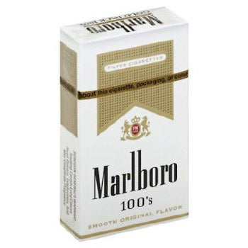 Marlboro Light 100s Gold Cigarettes 100s TALL