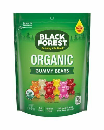 Black Forest - Organic Gummy Bears