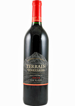 Terrain Vineyards Red Blend