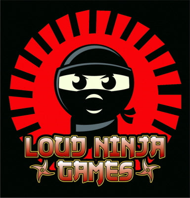 Loud Ninja Games 15mm