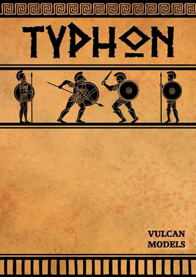 Typhon Game of Greek Myth
