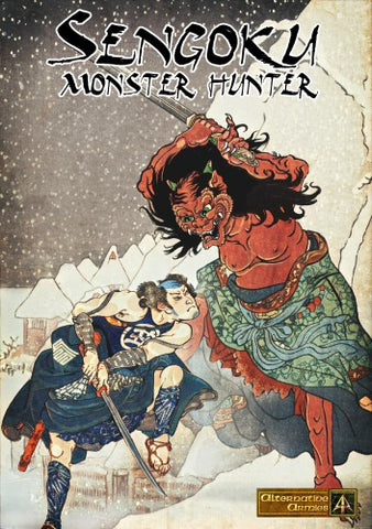 Sengoku Monster Hunter Sengoku_Cover_500pix_large