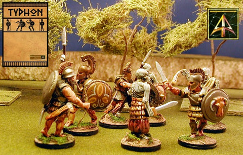 typhon game of greek myth alternative armies