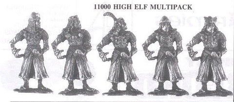 14600 Eastern Orcs (5 Different Miniatures)