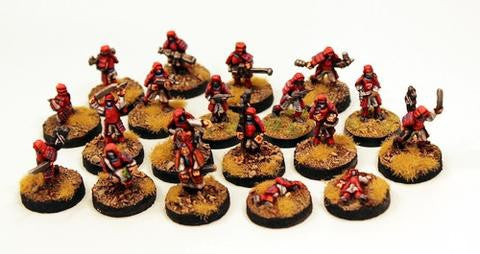 HOF23 Corporate Ashigaru Troopers II