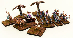 HOTT1002 Faerie Army-Pro-Painted Ready to Ship