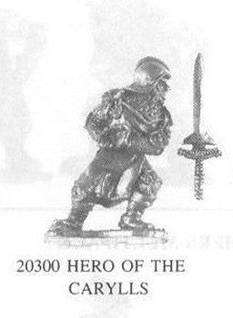 20300 Hero of the Carylls