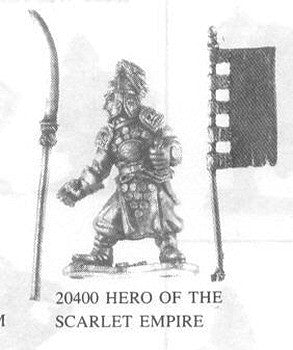 20400 Hero of the Scarlet Empire