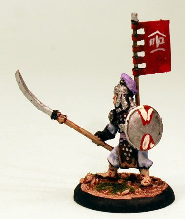 20400 Hero of the Scarlet Empire-Pro-Painted Fantasy Warlord-28mm Miniature-ready to ship