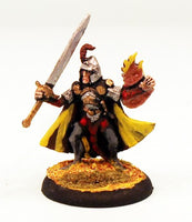 21000 Elven Hero-Pro-Painted Fantasy Warlord Miniature-ready to ship