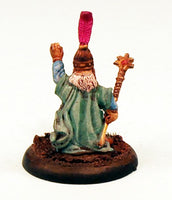 22910 Dwarf Wizard-Pro-Painted Fantasy Warlord Miniature-ready to ship