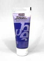 831025 LIGHT ULTRAMARINE BLUE 100ML ACRYLIC PAINT