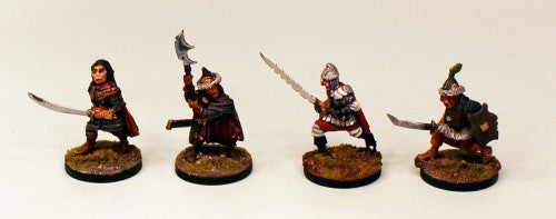 OH20 HobGoblin Marauders-Pro-Painted Set of 4 Miniatures-Ready to Ship