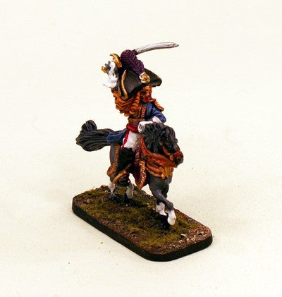 5000A Duke of Wheeling-Turn-Pro-Painted-1 Orc Mounted Miniature