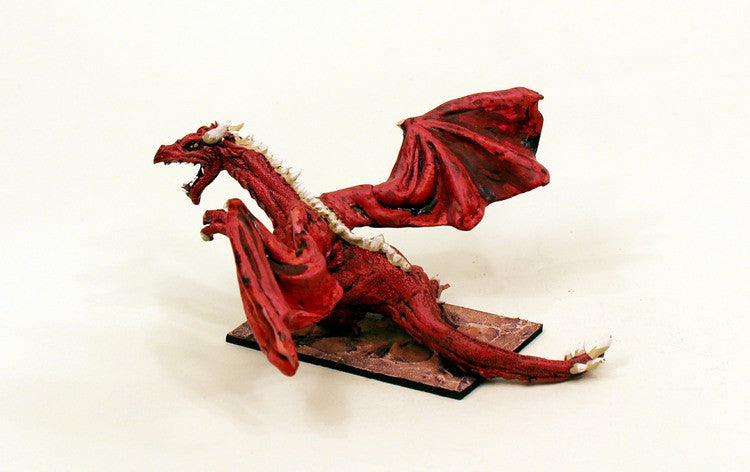 28mm Classic Monster P11 Old English Dragon-Pro-Painted 1 Miniature