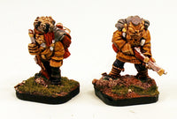 7103 Frontears Orcs I-2 Miniatures Pro-Painted-Ready to Ship