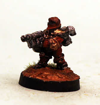 314 Imperial Power Armour Support