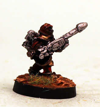 315 Imperial Power Armour Plasma Cannon