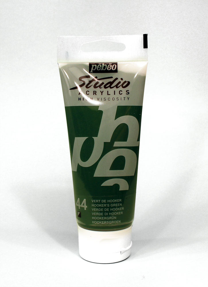 831044 HOOKERS GREEN 100ML ACRYLIC PAINT