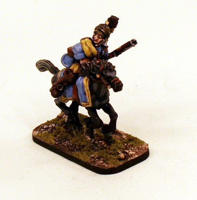 5004 Sharkes Victory-Pro-Painted  Sergeant Didier Delon Elf Cavalry