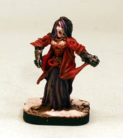5005 Lady Wintermores Fangs-Pro-Painted  Lady Lamia Wintermore