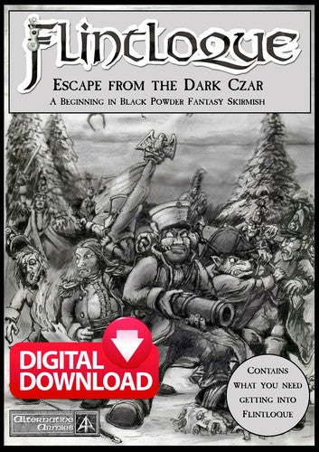 5024 Escape from the Dark Czar - Paid Digital Download