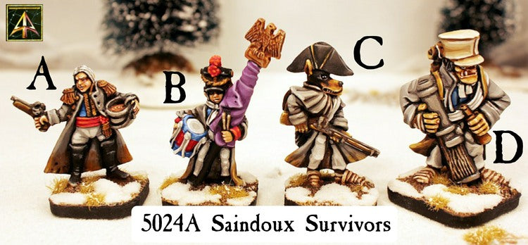 5024A Saindouxs Survivors