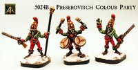 5024B Preserovitchs Colour Party (3 Miniature expansion to 5024)
