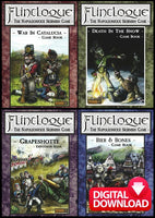 Flintloque All Books Mega Bundle (save 15%) - Digital Paid Download