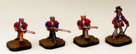 51001 Dark Elf Guerrillas