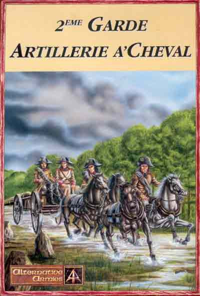 5101 2eme Garde Artillerie Cheval box set