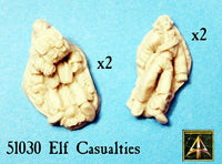 51030 Elf Casualties now in resin with lower price!