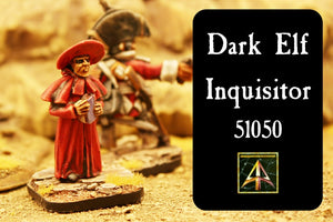 51050 Dark Elf Inquisitor