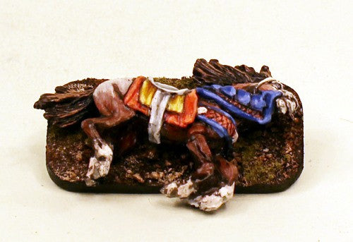 5105F Horse Casualty-Pro-Painted-1 Miniature