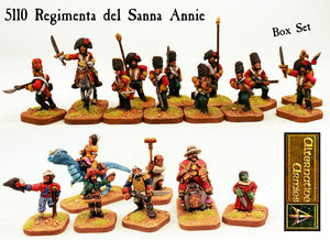 5110 Regimenta Del Sanna Annie - Box Set
