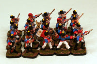 51504-U Elf Line Infantry-Regiment 74eme-Pro-Painted Unit of 20 Miniatures-Ready to Ship