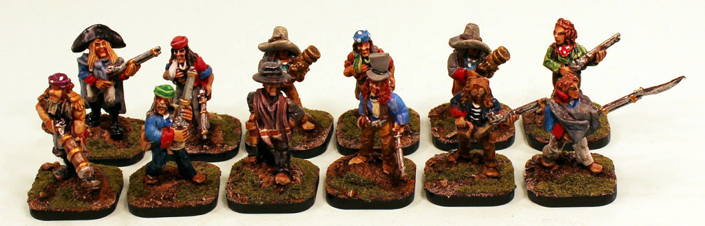 51505 Dark Elf Guerrillas