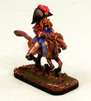 51507-E Elf Commander/General-Pro-Painted Miniature (Brown Horse) from 51507 Elf Command-Ready to Ship